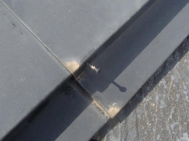 釘 屋根塗装