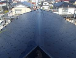 コロニアル カラーベスト スレート ミュータス 屋根塗装