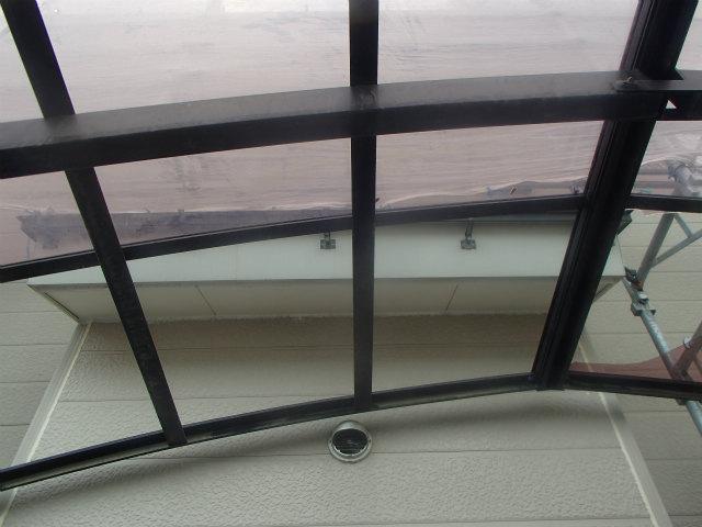 1階 トタン屋根