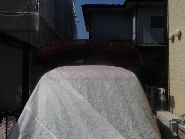 車 不織布 カーシート