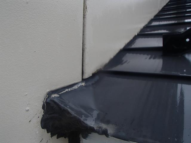 雨漏り トタン屋根 宮城県石巻市 東松島市