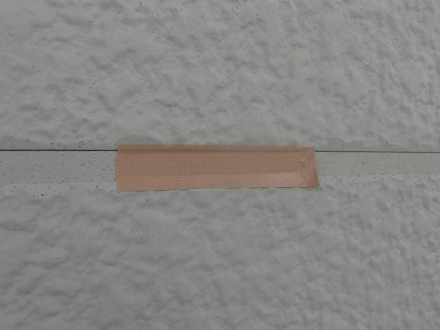 外壁塗装 下塗り 付着性テスト