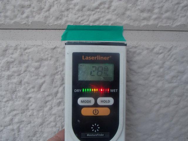 含水率 外壁塗装 サイディングボード