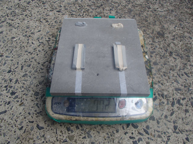 サイディングボード 重量