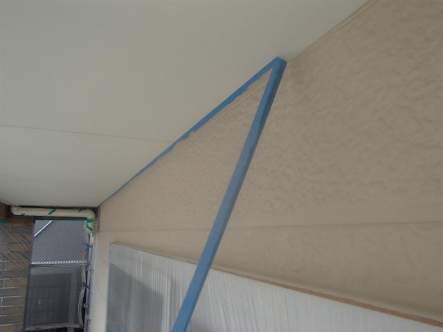 マスキングテープ 撤去 外壁塗装