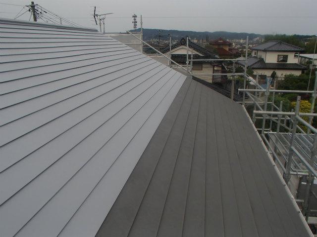 錆び止め塗装 トタン屋根