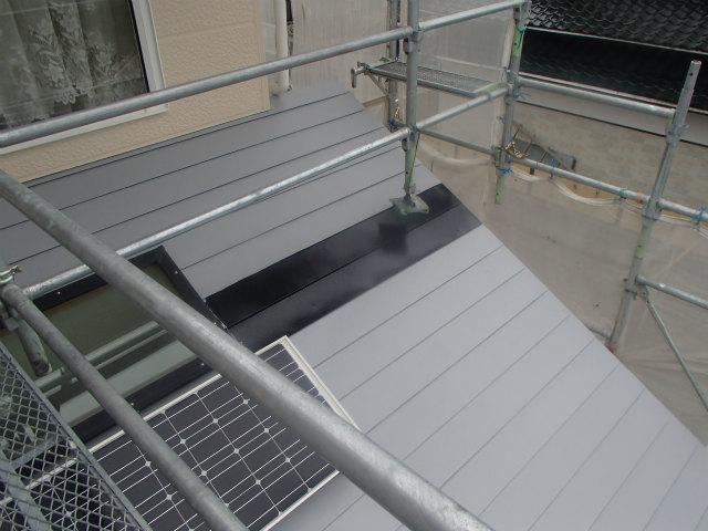 トタン屋根 ジャッキベース