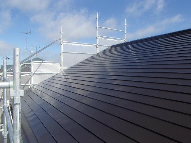 トタン屋根塗装 宮城県 石巻市