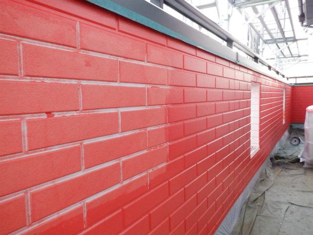 上塗り 外壁塗装 07-40V