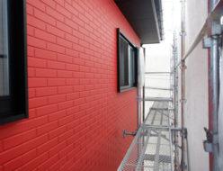 養生撤去 外壁塗装