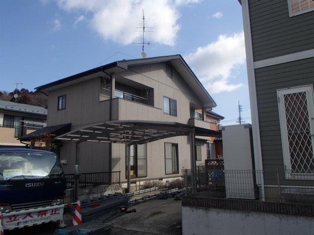 宮城県東松島市 外壁塗装 屋根塗装 開始!