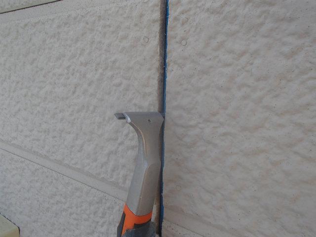 シーリング 断面 撤去 超硬刃スクレーパー