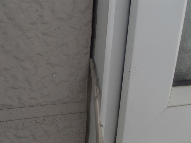 窓まわり シーリング撤去