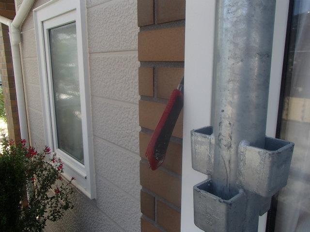 窓廻り シーリング撤去