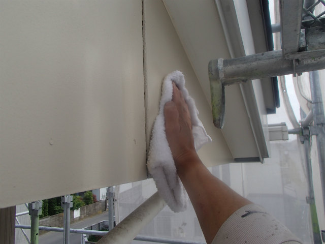 外壁 手洗い