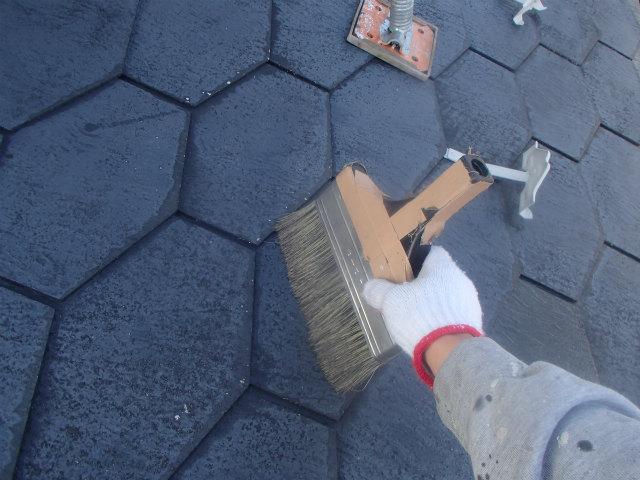 屋根塗装 清掃