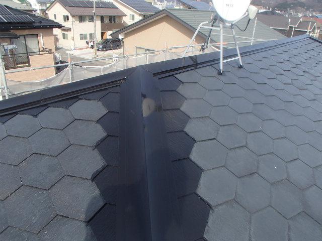 屋根塗装 ミュータス