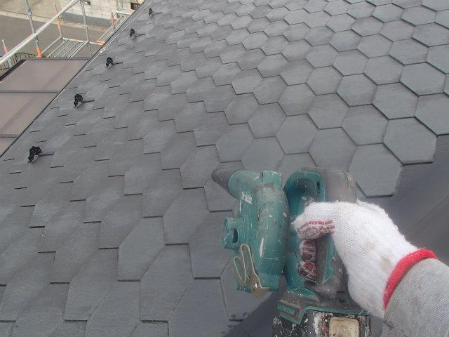 屋根塗装 ブロワー