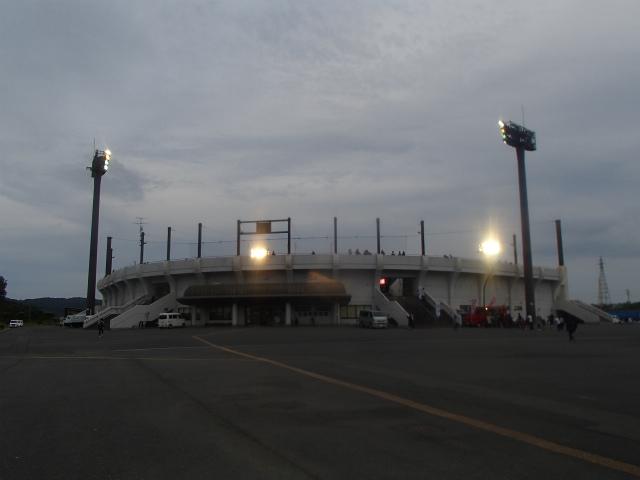 市民球場 石日旗争奪少年野球大会の開会式
