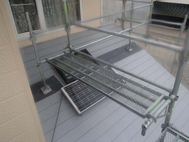 錆び止め トタン屋根