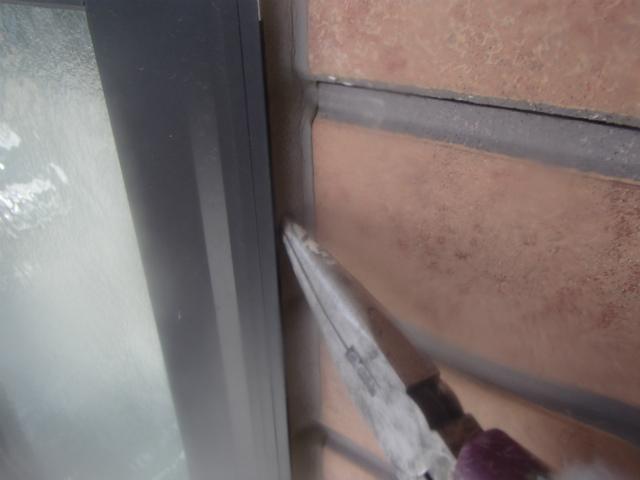 窓廻り シーリング 確認