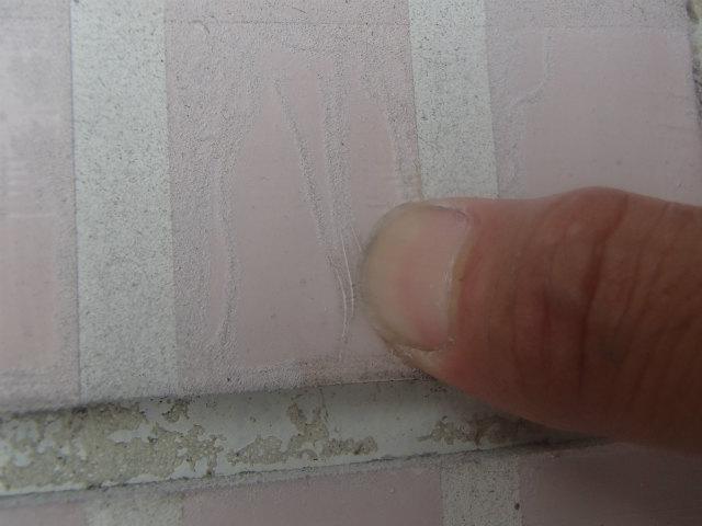 塗膜 ひび割れ