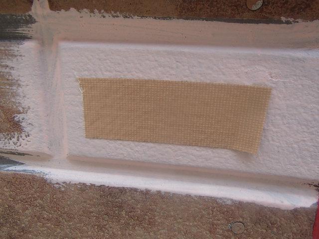 外壁塗装 付着性テスト