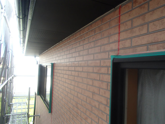 下塗り 外壁塗装