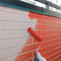 捨て塗り 外壁塗装