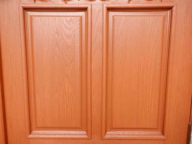木目 玄関ドア ノード