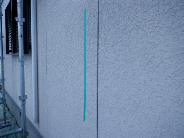 外壁の反り