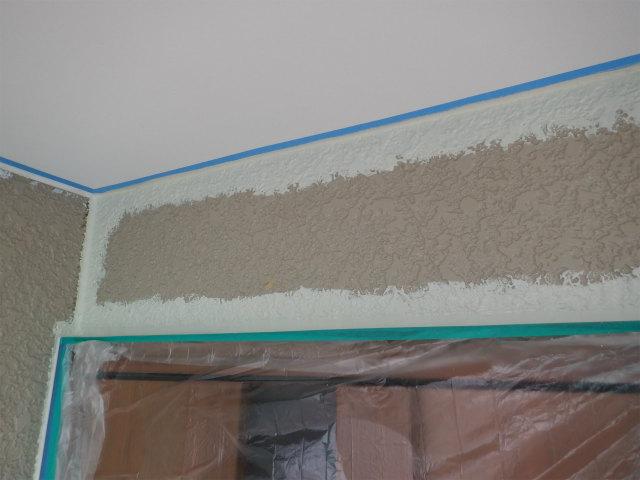 刷毛 外壁塗装