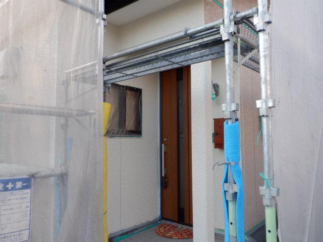 外壁塗装 ナノコンポジットW防藻+プラス