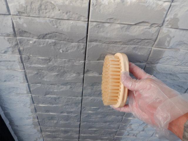 外壁 洗浄 ブラシ