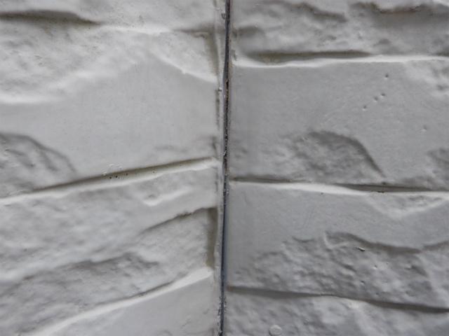 外壁塗装 入隅 コ―キング
