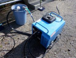 高圧洗浄機 フルテックGE2013