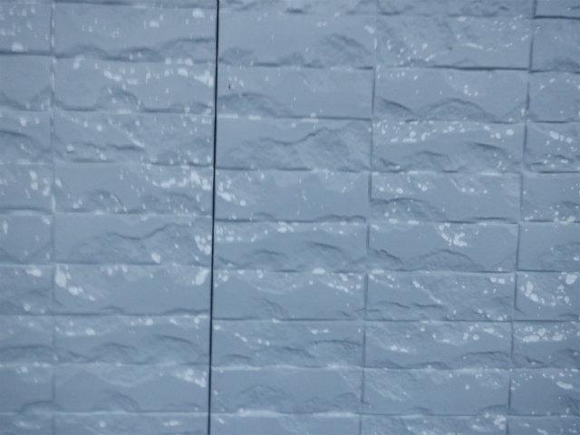 水洗い後 外壁