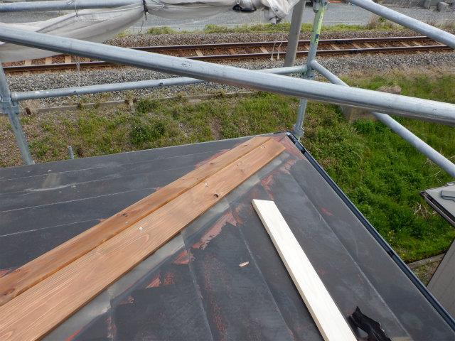 貫板 WP 木材保護塗料
