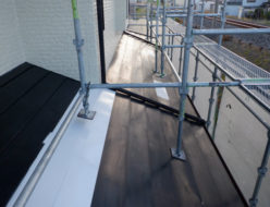 錆止め トタン屋根塗装