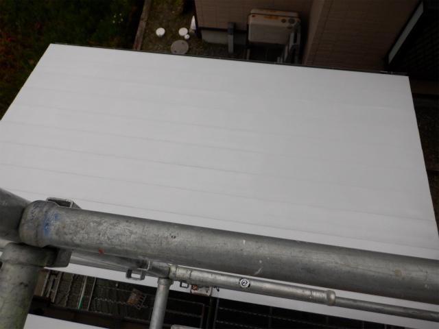 物置 錆止め トタン屋根