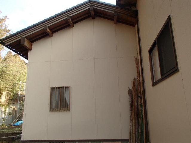 施工前 宮城県石巻市 外壁塗装 藻 カビ