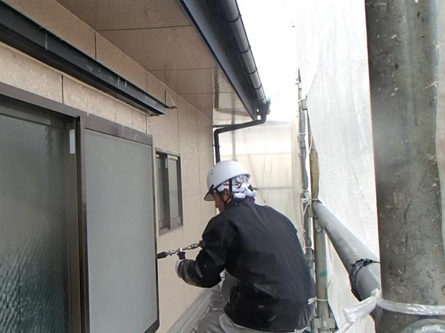 外壁塗装 高圧洗浄 宮城県石巻市