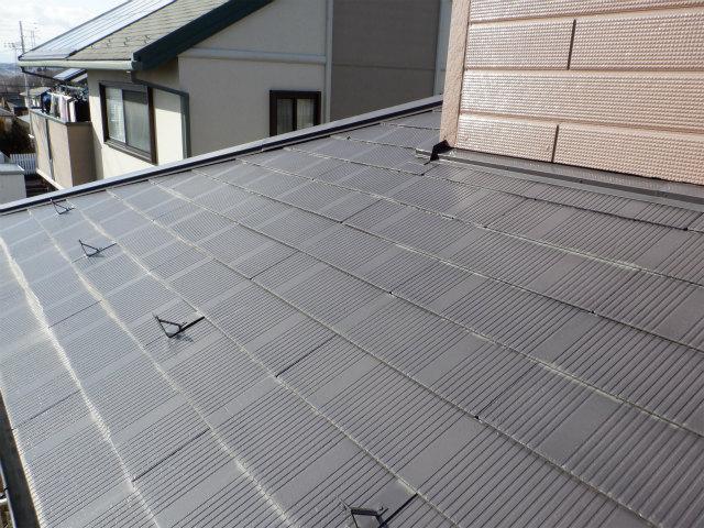 約6年 宮城県石巻市 カラーベスト 屋根塗装