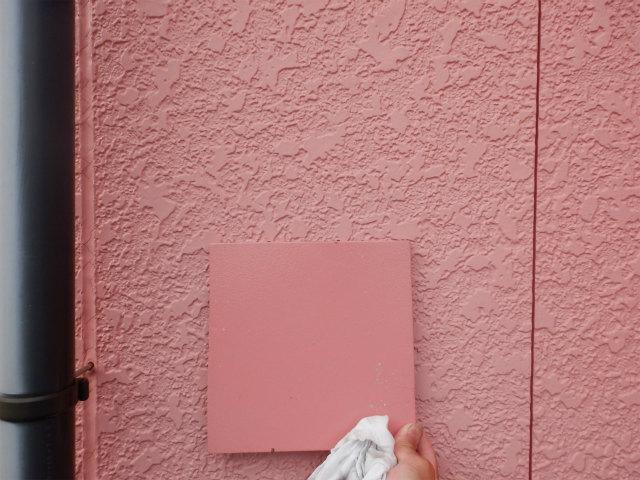 外壁 色褪せ 宮城県石巻市 外壁塗装 水性シリコン