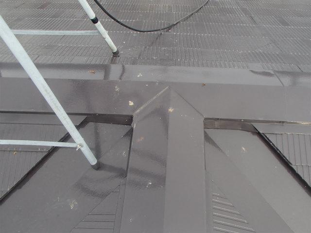 カラーベスト 宮城県石巻市 屋根塗装 約3年後