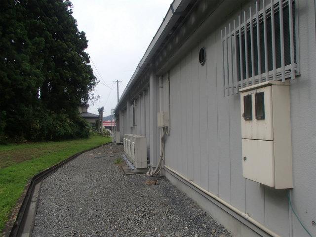東面 外壁塗装 金属サイディング 宮城県石巻市