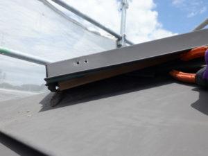 貫板 トタン屋根