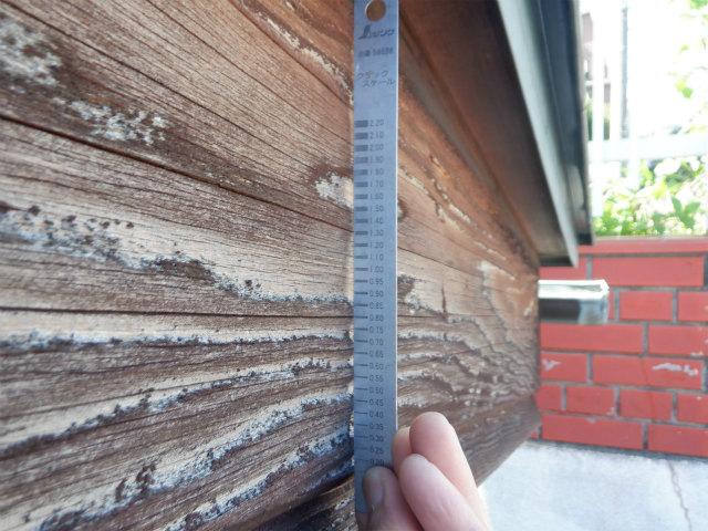 破風 木部 木材保護塗料