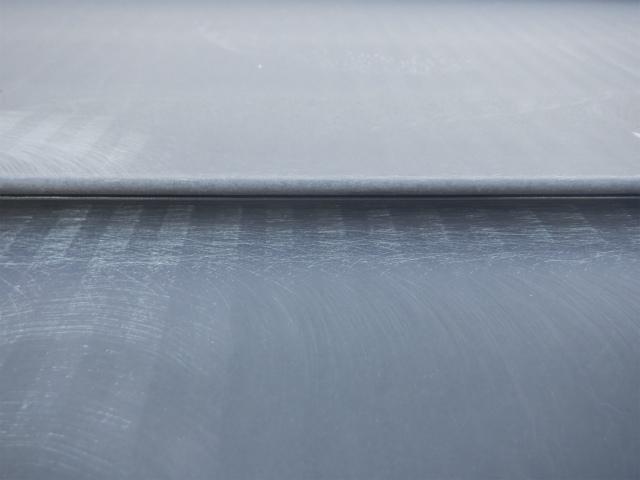 ハゼ トタン屋根 ケレン 屋根塗装