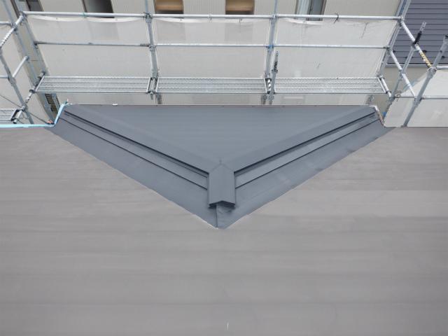 トタン屋根 錆止め